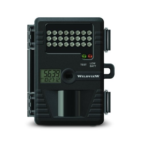 Wildview STC-WV24 TK-24 Trail Camera, Black, Right by Wildview