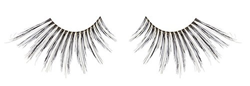 Zinkcolor False Synthetic Eyelashes G201 Glow in the Dark Dance Halloween -