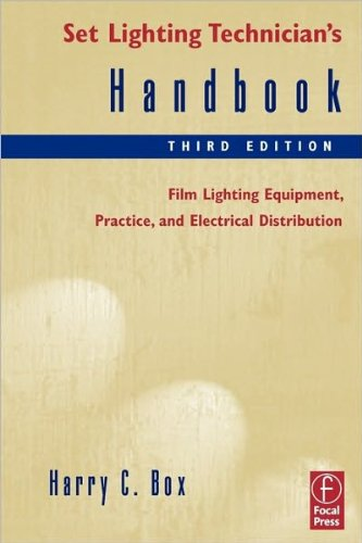 Download Set Lighting Technician's Handbook (text only) 3rd (Third) edition by H. Box ebook