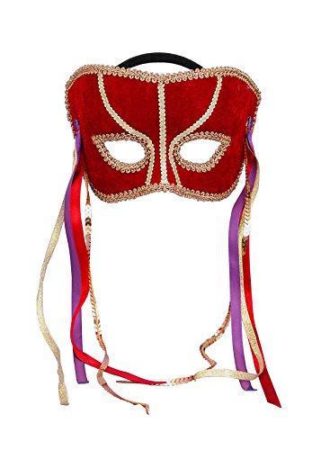 Devil's Carnival Costumes - Forum Novelties Men's Karneval Style Red