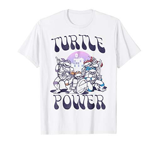 Teenage Mutant Ninja Turtles Turtle Power Graphic T-Shirt ()