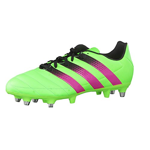 versol Chaussures 3 Vert De Football 16 Homme Ace Noir Rose Negbas Sg Adidas Leather Rosimp w7qfCnS