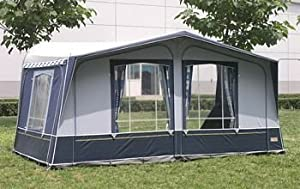 Sandringham Traditional Full Caravan Awning 1050 Blue