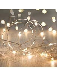 Indoor String Lights Amazon Com