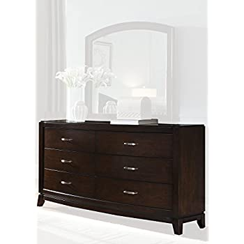 Liberty Furniture Avalon Bedroom 5 Drawer Chest Dark Truffle Finish Kitchen Dining