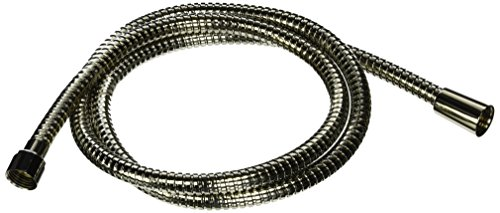 JADO H960440.150 Deck Mount Personal Hand Shower Hose, Platinum Nickel - Platinum Nickels