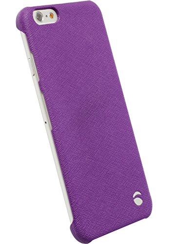 KRUSELL 89986 ColorCover Malmö in lila Textur für  Apple iPhone 6