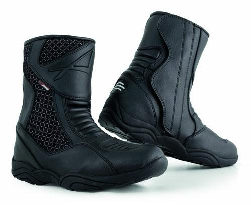 Apparel Sport Waterproof Lined Boots Touring Motorcycle Sonicmoto All Sizes