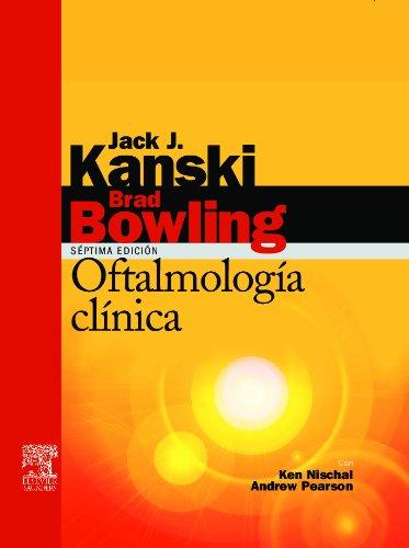 Descargar Libro Oftalmología Clínica + Expert Consult J.j. Kanski
