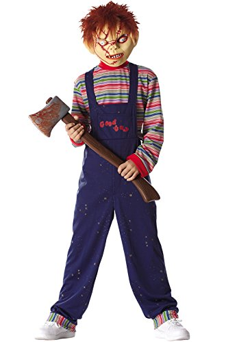 [Chucky Costume - Medium/Large] (Chucky Costume Shoes)
