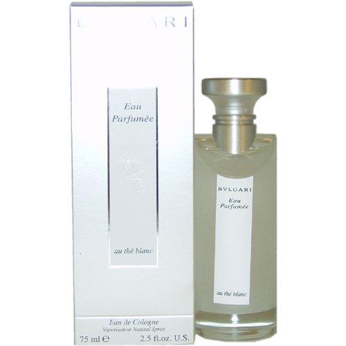 Bvlgari Au The Blanc Unisex Eau De Cologne Spray, 2.5 Ounce
