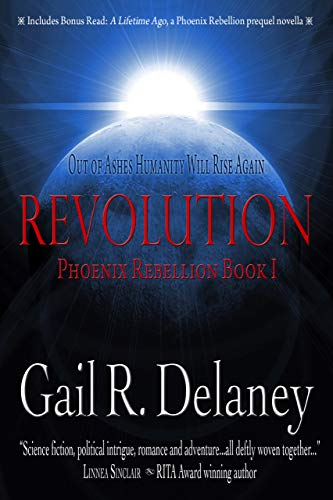 Revolution (The Phoenix Rebellion Book 1)