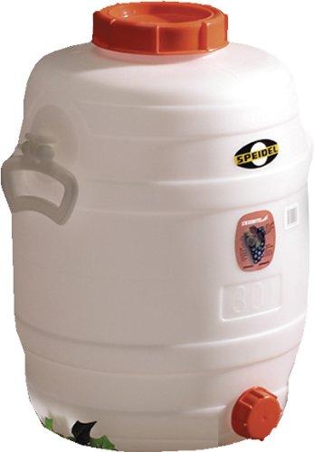 Speidel Plastic Fermenter - 20L (5.3 gal)