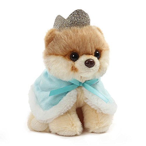 GUND World's Cutest Dog Boo Itty Bitty Boo #047 Prince Stuffed Animal Plush, 5