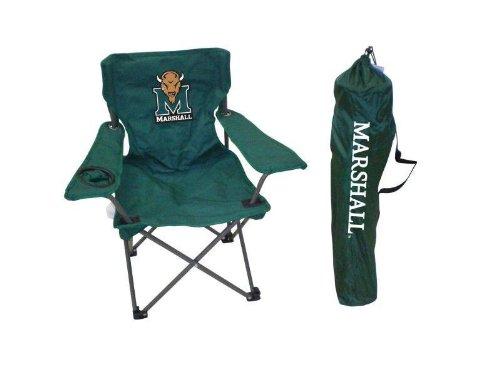Rivalry NCAA College Team Logo Marshall Junior Tailgate Chair