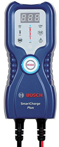 Bosch SCPLUS SmartCharge Plus Blue Battery Charger/Maintainer