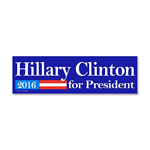 CafePress Hillary Clinton President Magnetic