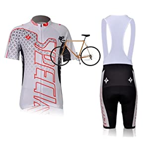 New SPECIALIZED Racing Team v¬_lo maillot manches courtes set version Discontinued Tissu