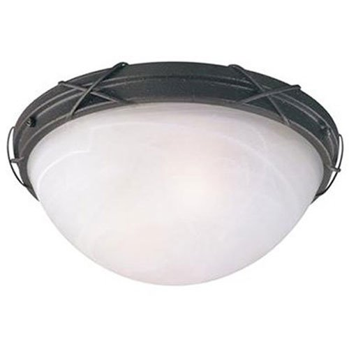 Exterior 2 Light Flush - 6
