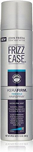 Kao Brands John Frieda Frizz Ease KeraFirm Hairspray, Fir...