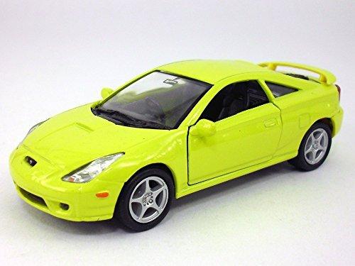 4.5 inch Toyota Celica Scale Diecast Model by Welly - (Toyota Mini Trucks)