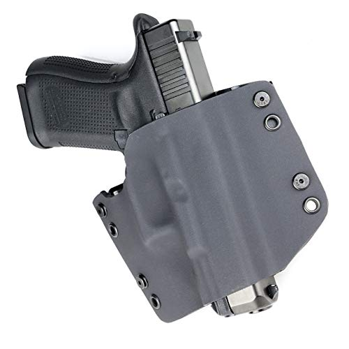 OWB Holster - Black (Right-Hand, Walther PPS M2)