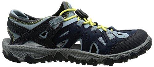 Merrell Womens All Out Blaze Setaccio Water Shoe Blu