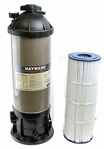 Hayward C500 StarClear Cartridge Pool Filter, 50 Square Foot