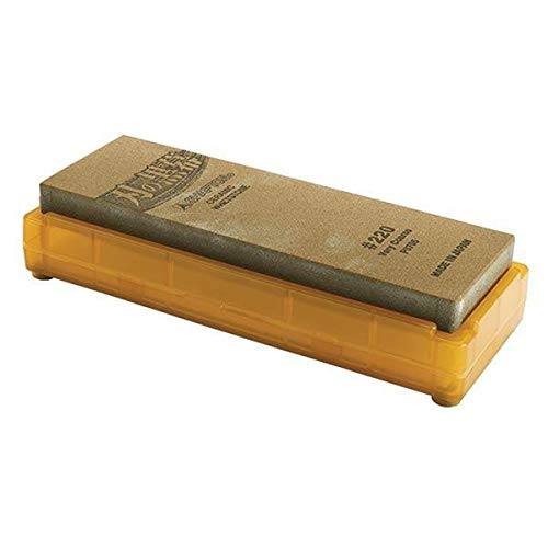 Shapton Kuromaku Traditional Pro (Yellow) Ceramic Whetstone #220 Grit
