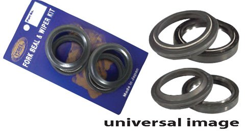 K&L Supply 15-5441 Fork Seal/Wiper Kit:Hon Gl1500