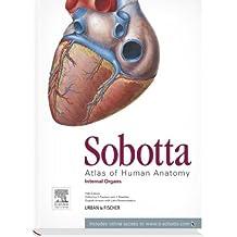 Sobotta Atlas of Human Anatomy, Vol. 2, 15th ed., English/Latin: Internal Organs<br>with online access to www.e-sobotta.com, 15e: Internal Organs with online access to www.e-sobotta.com by Friedrich Paulsen (21-Oct-2011) Hardcover