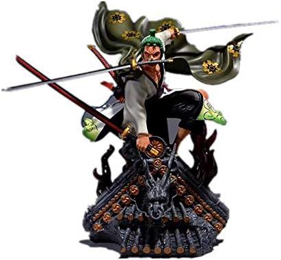 Jaypar One Piece Figure Roronoa Zoro Figure Anime Figure Action Figure 1/6 échelle