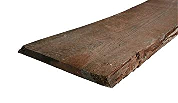 Meingartenversandde Zaun Brett Fur Bretterzaun Bonanza Aus Geschnittenen Stamm Holz