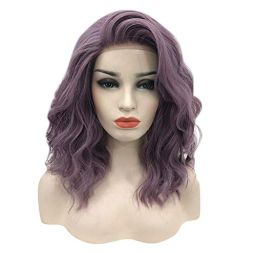 NOGOQU Fairy Fashion Lace Front Wigs 14