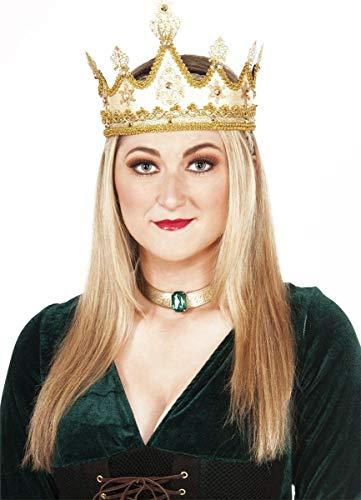 Forum Novelties 73637 Adult Medieval en Queen Crown,