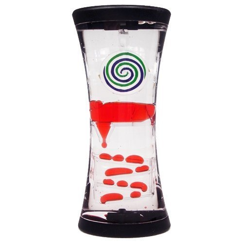 1 wheel timer - hypno liquid motion timer toy