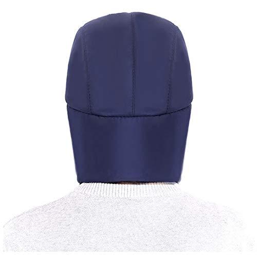 YUHUALI Invierno hombres y mujeres sombreros al aire libre nuevo ...