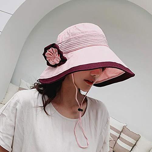 WONGYAN 2019 Moda Sombreros para El Sol para Mujer Verano Nuevo ...