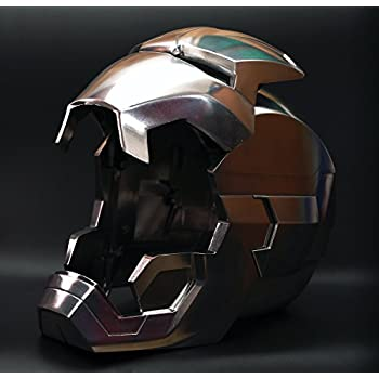 Gmasking 2017 Metal Iron Man MK42 Wearable Adult Helmet 1:1 Props Replica