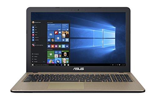 2016 Newest Asus X540SA-SCL0205N 15.6″ Laptop (Intel Celeron N3050 Processor, 4GB Memory, 500GB Hard Drive, Chocolate Black)