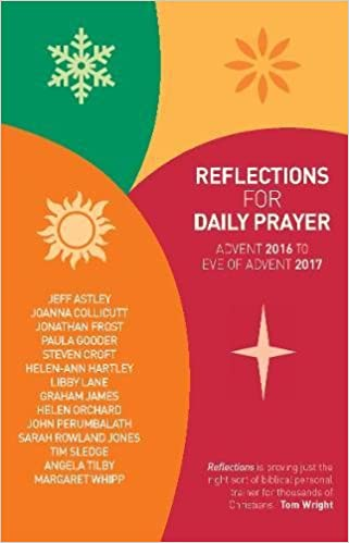 Reflections for Daily Prayer 2016-2017