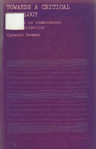 Essay For Students Of High School Towards A Critical Sociology An Essay On Commonsense And Emancipation  Zygmunt Bauman  Amazoncom Books High School Entrance Essay Examples also Examples Of Essays For High School Towards A Critical Sociology An Essay On Commonsense And  Fifth Business Essays