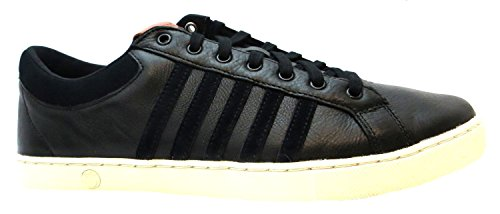 Men's M So K '72 Adcourt Low Swiss Sneakers Black Top wIqwXaUOf