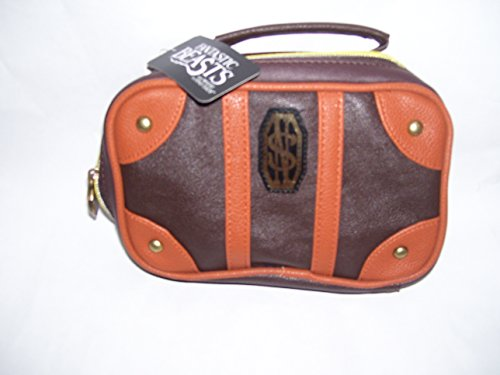 [Fantastic Beasts Newt Schamder's Suitcase Travel Case Toiletry Cosmetic Bag] (Replica Makeup)