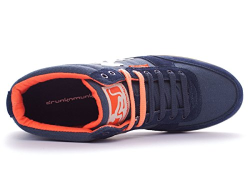 Blue orange 067 Drunknmunky Classic Sneaker Houston 1wRxIqHU