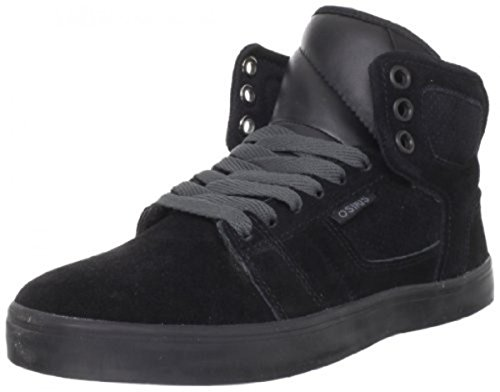 Osiris Skate Shoes -- Effect-- Black/Black/Black
