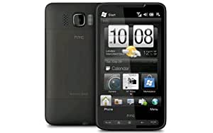 HTC HD2 Unlocked Phone with Windows Mobile 6.5 Professional, Touch Screen, 5 MP Camera, GPS and Wi-Fi - Unlocked Phone - US Warranty - Black