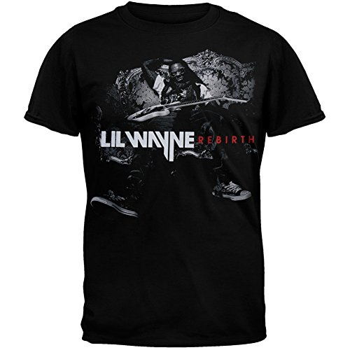 Lil Wayne Merchandise - Lil Wayne - Rebirth T-Shirt