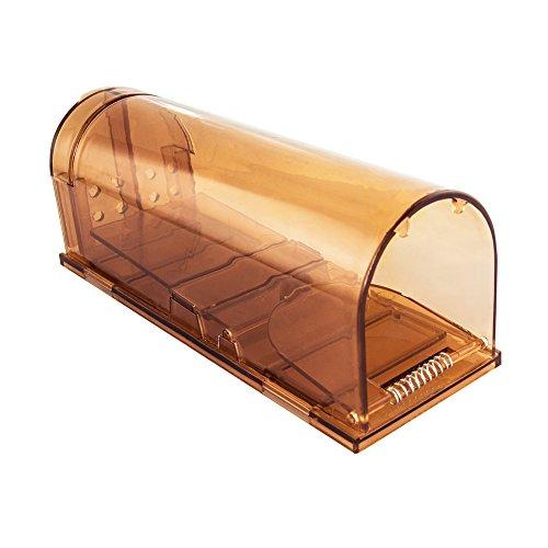 vensmile humane smart mouse trap no kill rats live catch 2 pesticide control patio and. Black Bedroom Furniture Sets. Home Design Ideas