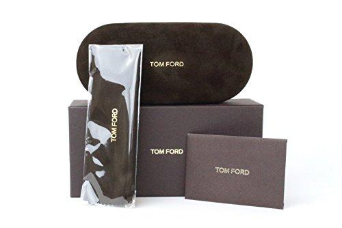 Tom Ford Medium Dark Brown Sunglass - Ford Sunglass Tom Case